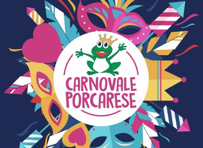 A causa della pioggia è stata rimandata a domenica 10 febbraio la prima uscita del Carnovale Porcarese,