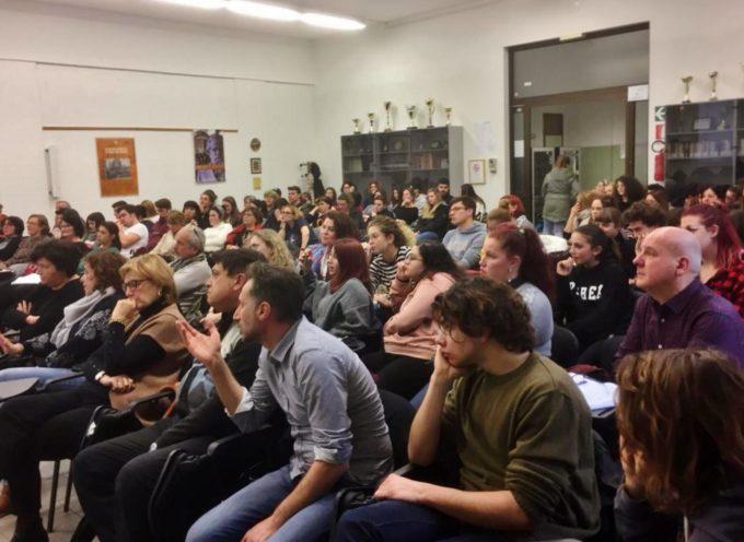SCUOLE VERSILIA – incontro proficuo allo Stagi di Pietrasanta tra Provincia, dirigenza, prof e studenti