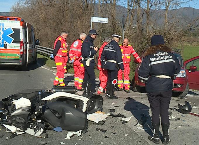 Schianto sul Brennero, muore 58enne