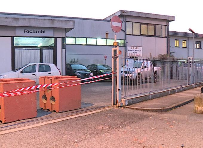 Maxi furto alla concessionaria Nissan di Porcari; rubati due Suv