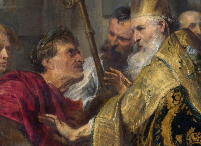 Accadde oggi, 27 Febbraio: 380 d.C.: Editto di Tessalonica, la vera fine dell'Impero Romano e del Mondo Antico