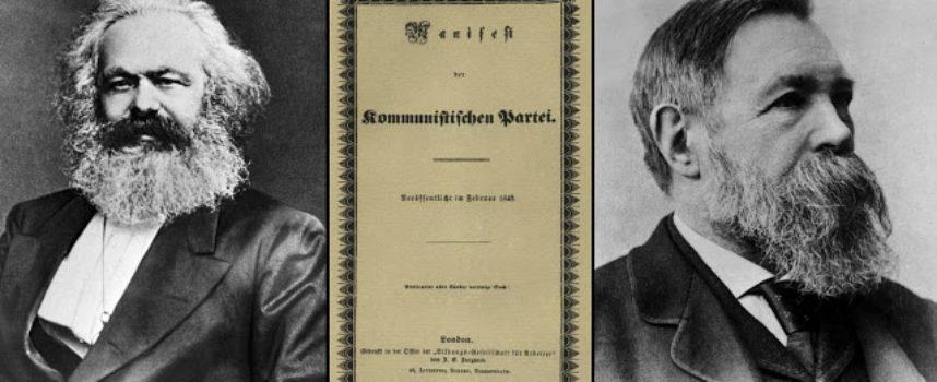 Accadde Oggi, 21 Febbraio: 1848, esce a Londra il Manifesto del Partito Comunista