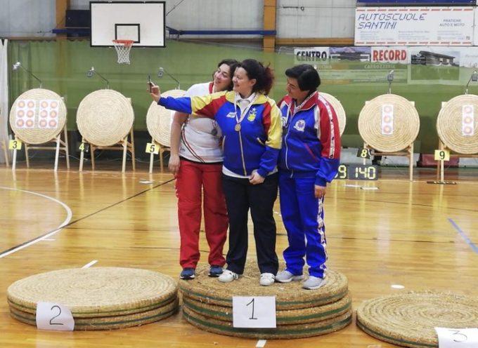 Ennesimo podio per Giuseppina Parolisi agli indoor dei Campionati Regionali – Progetti per il futuro