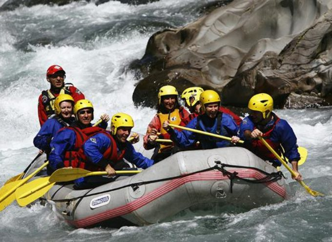 FARE RAFTING, IN VAL DI LIMA,