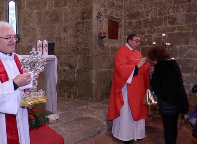 A Poggio in Garfagnana si è celebrata la festa di San Biagio