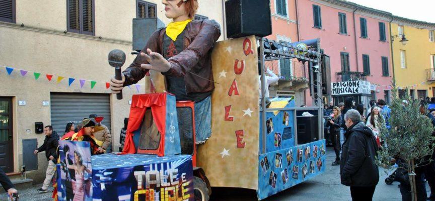 A Valdottavo grande successo del Carnevale dei Ragazzi