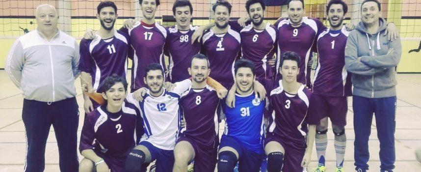 PALLAVOLO in 1.a divisione maschile il Volley 2P PanteraPorcari vince anche in trasferta