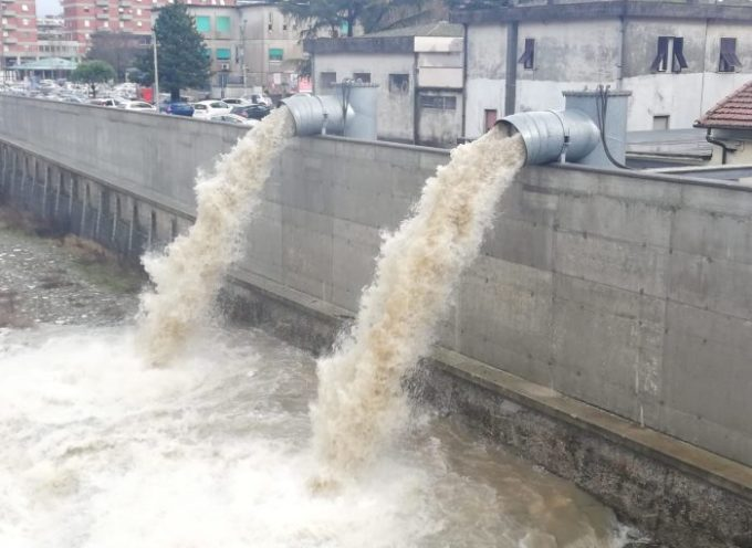 Maltempo: Tiene il sistema idraulico senza danni sul territorio