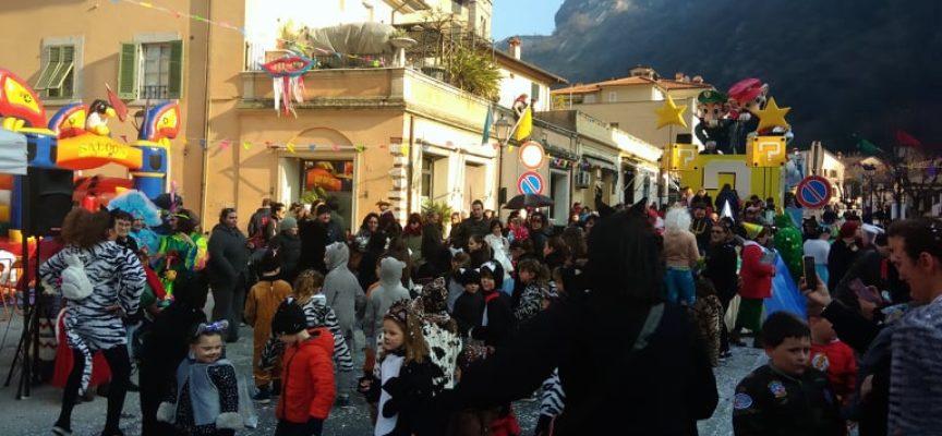 Carnevale dei Piccoli di Seravezza: tutto esaurito al primo corso