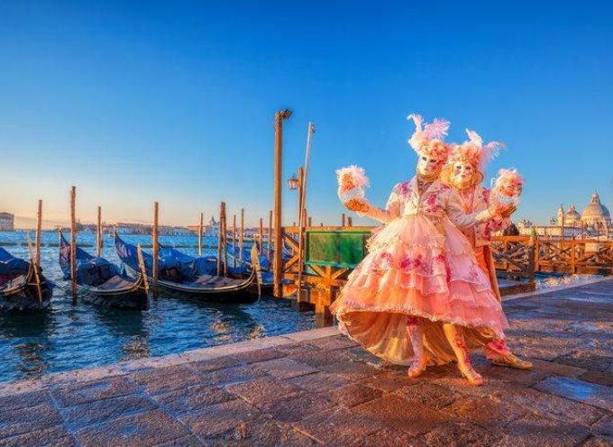 Carnevali più caratteristici d'Italia, da Venezia a Viareggio