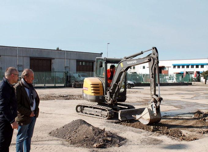 "CAPANNORI – ""Strade sicure"": iniziati oggi dal Pip di Carraia i lavori di asfaltatura"