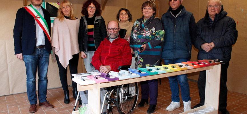 Pittura ed espressione artistica. Inaugurato alla scuola secondaria di Capannori l'Atelier Aeliante