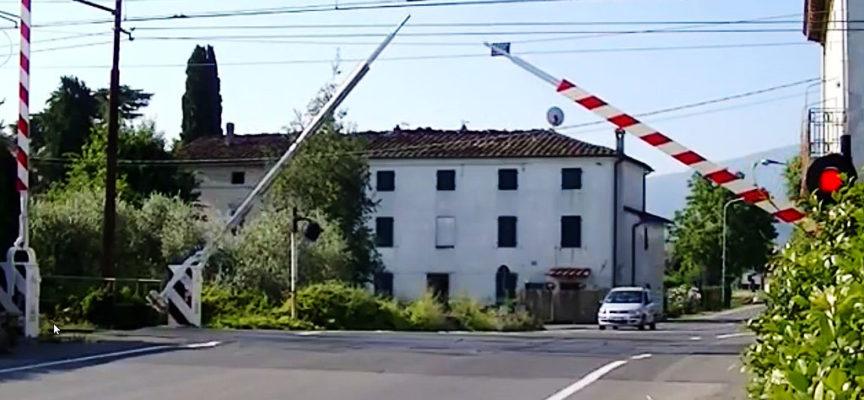 CAPANNORI – Progetto definitivo sottopassi raddoppio ferroviario,
