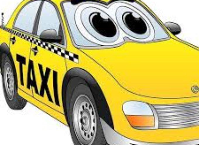 Taxi: la giunta approva l'avvio della procedura pubblica per le nuove licenze