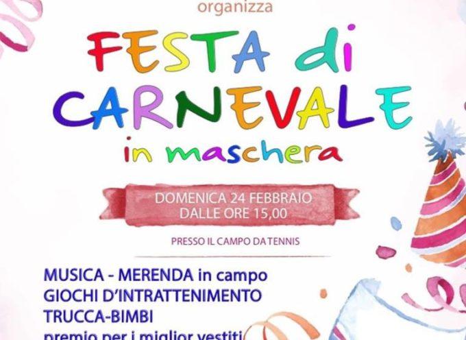 Festa di Carnevale al Tennis Club – di Gallicano