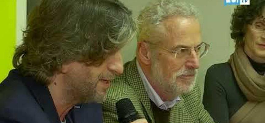 Folla a Filecchio per lo scrittore ambientalista Maurizio Pallante