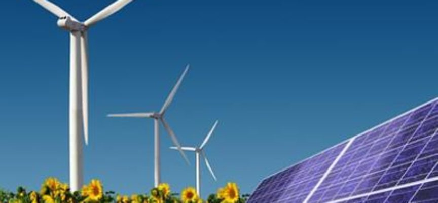 Le fonti rinnovabili sempre più presenti nel mercato dell'energia