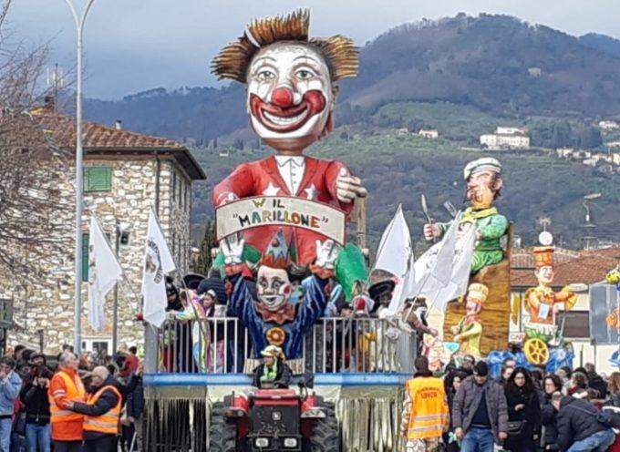 La musica e i carri del CarnevalMarlia