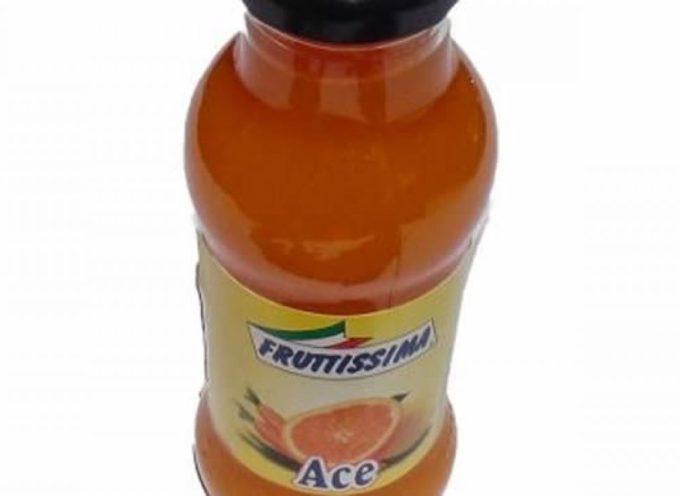 Schegge di vetro nella bottiglia dell'ACE: allerta del Ministero della Salute per rischio fisico