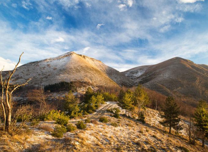 I posti ed i monti di Montefegatesi