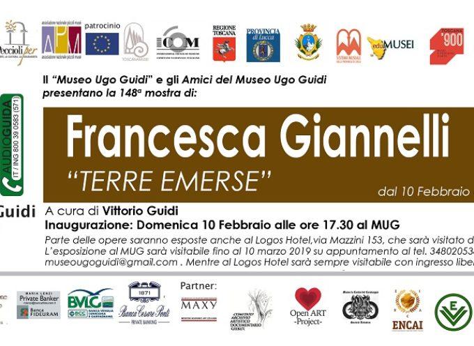 """Il Museo Ugo Guidi – MUG di Forte dei Marmi presenta la 148a mostra della fotografa Francesca Giannelli """"Terre emerse"""" c"""