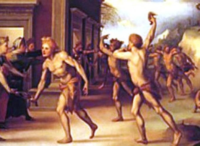 Nell'Antica Roma, 14 febbraio: Lupercali e S.Valentino