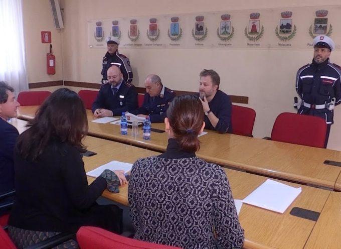 L'attività 2018 dei vigili dell'Unione dei Comuni della Garfagnana
