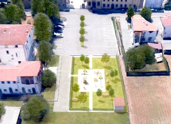 A Carraia sarà realizzato un parco attrezzato a verde