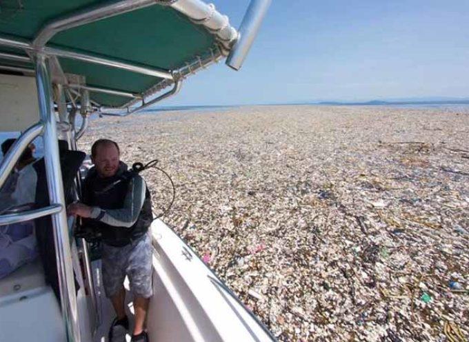 I Caraibi soffocati da tonnellate di plastica. Le foto shock che non vorremmo mai vedere