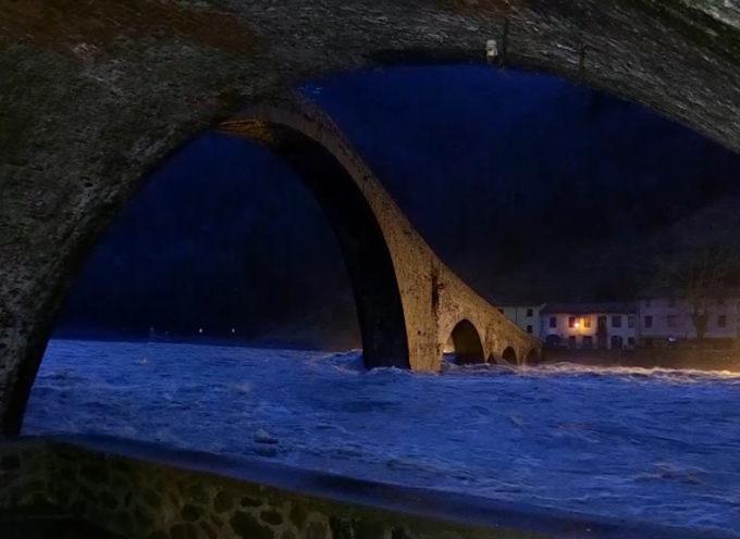 Maltempo in Valle del Serchio: notte di paura a Borgo a Mozzano[video]