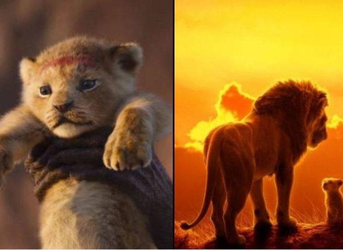 Il Re Leone al cinema da Luglio 2019. Ecco la data e il nuovo incredibile trailer