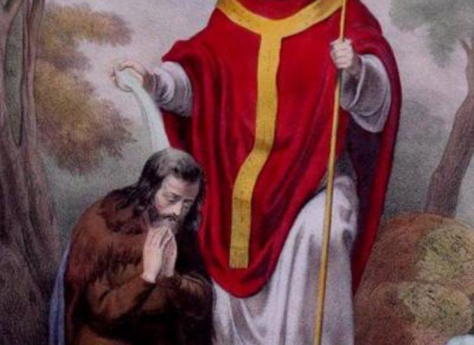Il Santo del giorno, 7 Febbraio: Re Riccardo, padre di Valpurga e di altri due santi e che riposa in S. Frediano a Lucca