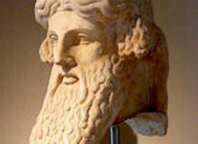 Nell'Antica Roma, 23 Febbraio: Feste di Terminalia, in onore del Dio Termine