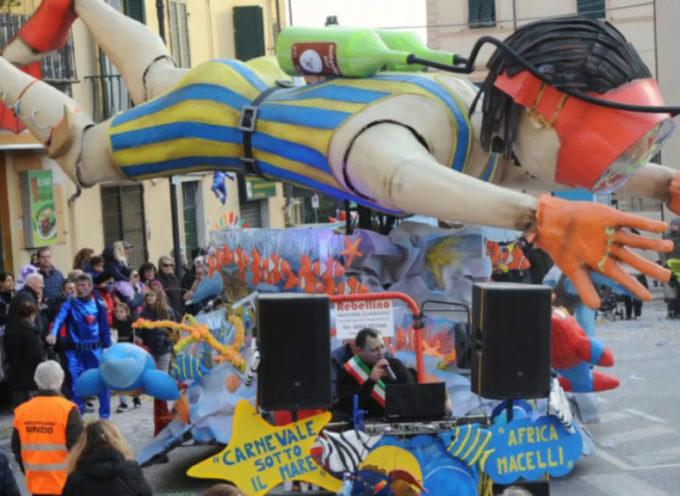 Carnevale: satira e nostalgia su carri di Pietrasanta,