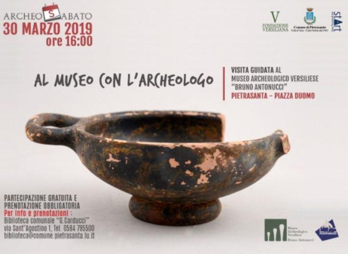 """""""Al museo con l'archeologo"""", a Pietrasanta visita guidata gratuita per riscoprire le origini della Versilia"""