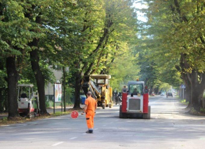 Sindaco Giovannetti annuncia piano straordinario asfaltature,