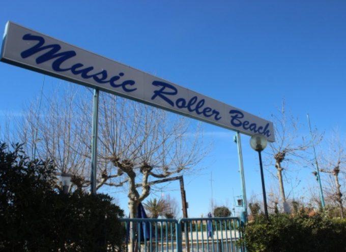 Fiumetto: assegnata la pista di pattinaggio (Music Roller Beach),