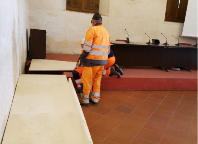 Pietrasanta a misura di tutti: Sala Annunziata senza barriere architettoniche