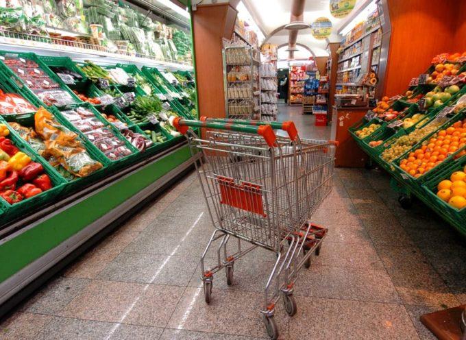 stangata per i prezzi di FRUTTA E VERDURA, ancora rincari per gli italiani