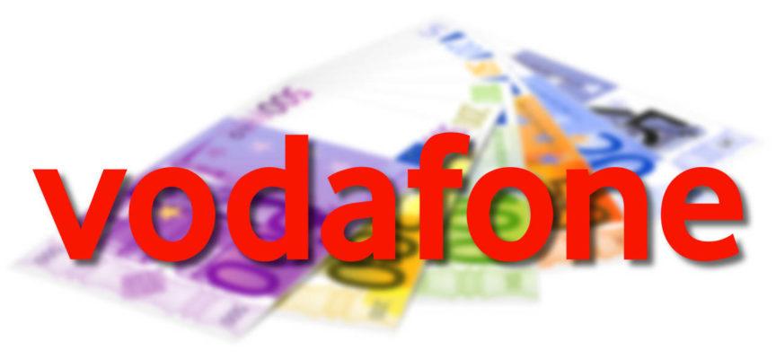 Rete Vodafone, rincari di ben 3 euro da luglio!