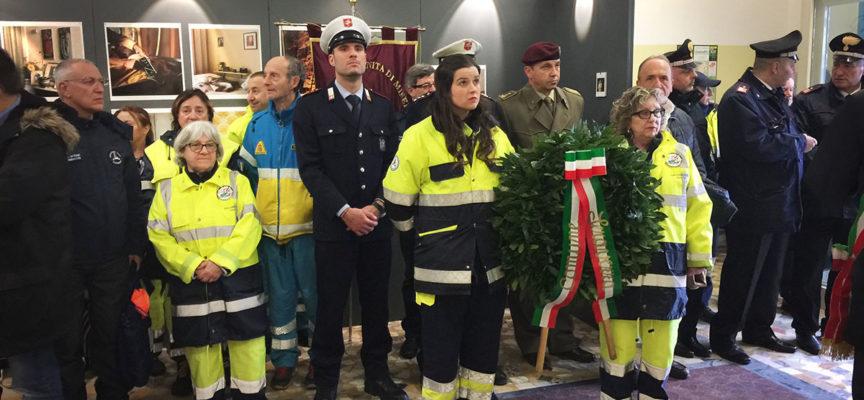 Seravezza e Forte dei Marmi ricordano a Vittoria Apuana il sacrificio dei piloti Stefano Bandini e Claudio Rosseti