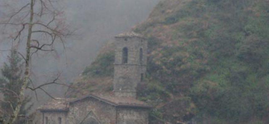 IL BORGO E LA  CHIESA DI SAN BIAGIO A PETROGNANO