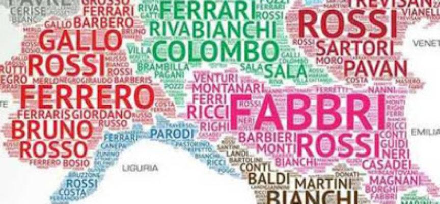 I cognomi più diffusi in Garfagnana e la loro storia