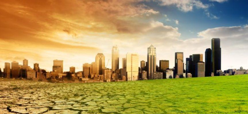 Caldo anomalo, in tilt colture e livelli di smog