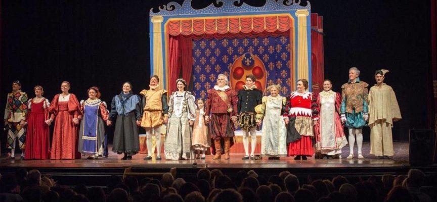 """al Teatro Comunale """"Idelfonso Nieri"""" di Ponte a Moriano prenderà il via la quinta edizione del Festival Regionale """"Il ToscaNello""""."""