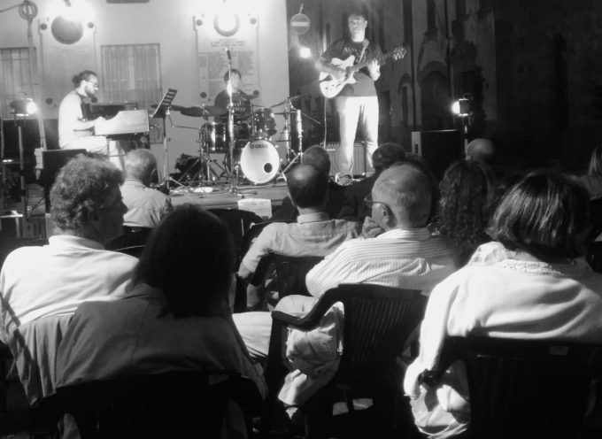 Ass. Cult. BARGA JAZZ CLUB, OVD TRIO LIVE