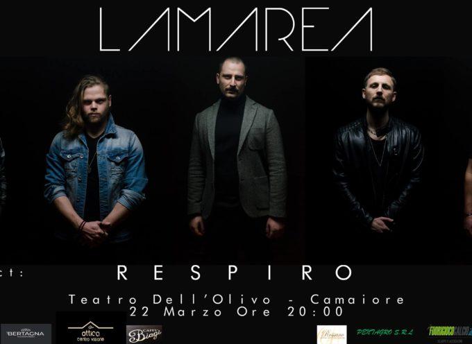 CAMAIORE –  presentiamo ufficialmente LA BANDA MUSICALE RESPIRO presso lo splendido Teatro dell'Olivo