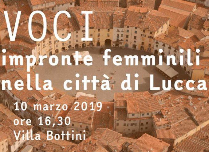 VOCI | Impronte femminili nella città di Lucca