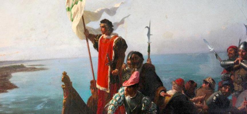 ACCADDE OGGI – Il 4 marzo 1493  Cristoforo Colombo approda nei pressi di Lisbona di ritorno dal suo primo viaggio nelle Americhe.