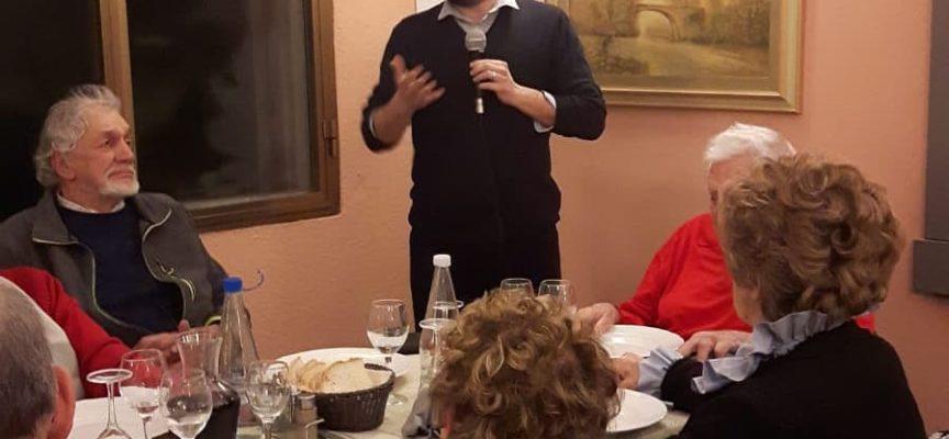 PATRIZIO ANDREUCCETTI – LANCIA LA SUA CAMPAGNA ELETTORALE